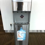 Fill up your water bottle at filtered water station by the toilets.