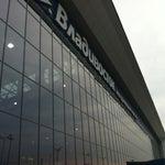 Не было всего год))) новый аэропорт, появился аэроэкспрес))) такая гордость за свой любимый город
