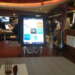Volante on Gold Concourse! Food is excellent & offered in digital UX environment #ipad #power #quick