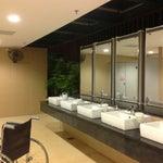 Nice toilet...