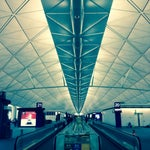Gorgeous airport! Modern, sleek, easy to navigate and packed with amenities. One of my favorite airports in the world.