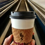 For a great cup of coffee, go to World Bean at Concourse G - so good!