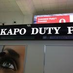 Перестроили аэропорт, наконец отдельно стойки регистрации и зал ожидания! Готовятся к 2018!