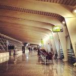 Aeropuerto tranquilo