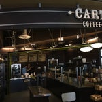 Terminal 4, C gates: go to Cartel Coffee Lab! Chemex, Aeropress, V60 & Clever-brewed single origin coffee! Plus, *actual* espresso drinks (not the Starbucks crap).