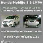 Miliki Mobil Honda Impian Kamu Sekarang Juga! @ Honda Megatama, Kalimalang, Jakarta Timur. Info Booking : 08121830111.