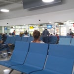 Very small airport. Lounge not accessible for Star Alliance Gold members, Priority Pass only.