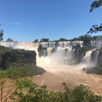 An absolute fantastic adventure of nature. A never ending series of waterfalls with immense power.Hard to describe.You have to experience it!👌🏼 (Preferably with a boat tour taking you IN the falls😂