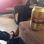 Tomate una Club Colombia cortesía de Avianca para amenizar el viaje :)