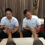 Get a two-person foot massage. You won't regret it! Only 260 rmb for 45 minutes of heavenly relaxation.