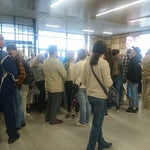 С самолёта до терминала идёшь пешком))) очень не обычно! Ну а багаж приходится ждать 30-40 минут
