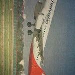 Helvetic Airways mit Airbus A319