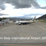 Greetings From Bern-Belp International Airport (BRN)
