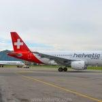 Die neuen Fotos  von Helvetic Airways
