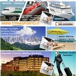 WWW.TITRASPORTO.IT svolge servizio NCC da e verso l'aeroporto di Treviso.