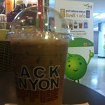 Free beverage for AIS Serenade member at Black Canyon coffee.