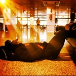 Good morning & welcome to Madrid. Do some Yoga exercise before/after your travel. No hectics, be friendly and patient ; )