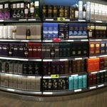 You won't find a better airport Duty Free scotch selection. Impressive.