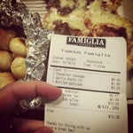 Famiglia - expensive (but aren't all airport restaurants?) and YUMMY!! By A3 & A4