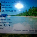 We came for a girls trip & had a great time (2DivasTravel) check us out, our name is our web address.
