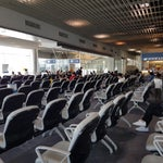 Small airport but need vast improvement as it is recognized as international airport. Before going to airport be sure which terminal is your check in procedure.