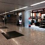 المطار صغير ومرتب .. فيه زحمة على مكاتب الطيران ،، try to reach here early .. It has small free duty shops.. It's only half an hour driving to Dubai downtown.