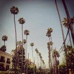 Being In LA