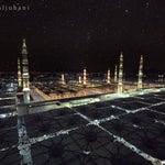 يا دوحة الإسلامِ حُبُّكِ واجِبٌمَن لم يذقه عاشَ في حرمانِفي كل شبرٍ بالمدينةِ نَسمة ٌنفحتْ بطيبِ الطاهر العدناني