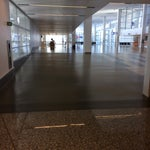 Security and staff are generally helpful and friendly. Early morning flights are the best as the international terminal is empty. Love the new addition.