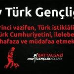 Ulu Önder Gazi Mustafa Kemal'in Bizlere ve Herkese Verdiği Görevdir Cumhuriyeti Korumak...&