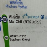 Step out and take the 30baht A1 express bus to Mochit Skytrain. The female conductors try their best to help in simple English & Mandarin even