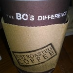 While waiting for your flight. Drink Bo's Coffee. To enjoy drinking coffee. Lol.
