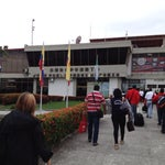 Llegando a El Vigía Mérida.