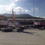 Llegando a Maiquetia desde Santo Domingo, estado Táchira. Estoy completamente agotado.