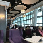 "Always enjoying coming to London. Great airport and the people have always been friendly. Lounges are amazing...I recommend ""Aspire - Lounge and Spa (Term 5)"". AMAZING food, open bar, and showers."