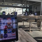 Awesome: At the gate each passenger can use an iPad and order food from it. But food consumption is not obligatory.