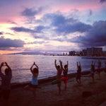 Beach | Sunset Yoga Hawaii