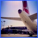 Uçaktan indim diye sevinme 😬 2 saat kontrol'den sonra anca kapıya ulaşacaksınız😆
