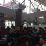 Bandara baru pembangunan tahan pertama😎😜
