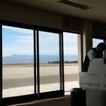 A nadie el aeropuerto  la mina de donde revisan ta wena...