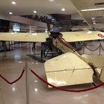 El avión de Silvio Petirossi