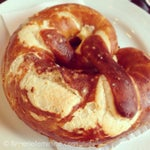 A must-eat in Zurich is Butterbrezel = pretzel with butter. Locals' absolute favorite for breakfast 😋