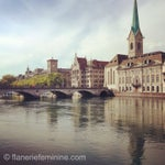 My favorite picture of Zurich :-)