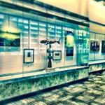 Have a moment before your flight? Head over to Concourse C and enjoy the rotating art show courted by Airport Foundation MSP.