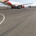 Не повезло...нее скорее повезло пассажирам вылетавшие в Иркутск.у самолета отказал второй двигатель,на земле,слава богу!