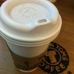3ヶ月前になかったコーヒーショップが出来てたが、韓国系だけあって、スタバのパクり。