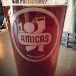 Amica's Wood Fired Pizza & Microbrews
