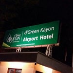 Foto Green Kayon Resort & Spa, Teras