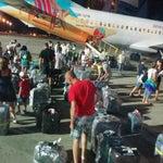 Место красивое и удобное. Но при вылете нести свой чемодан к самолету - это гребаный пиздец. что за обслуживание и меры безопасности?. кто такое придумал