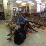 Un aeropuerto relajado!!!!! Sin mucho tráfico!!!!